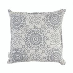 Handmade Scatter Cushion locally designed and printed in Durban, South Africa. Available in 17 pattern options. cushion cover with a concealed zip. Black Cushions, Scatter Cushions, Throw Pillows, Thing 1, Fabric Labels, Cushion Covers, Graphite, Mosaic, Fabrics
