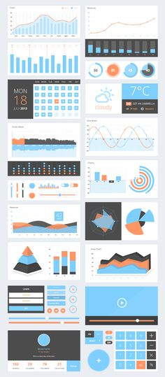 This poat showcases the best collection of free dashboard ui design psd, you can use them for your own purposes . Graphisches Design, Graph Design, Chart Design, Design System, Dashboard Ui, Dashboard Design, Ui Ux, Interface Design, User Interface