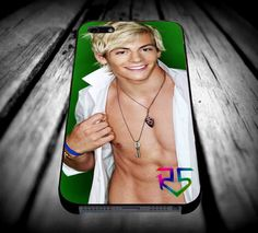 ROSS LYNCH R5 for iPhone 4/4s/5/5s/5c/6/6 Plus Case, Samsung Galaxy S3/S4/S5/Note 3/4 Case, iPod 4/5 Case, HtC One M7 M8 and Nexus Case ***