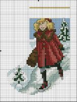 Just Cross Stitch, Counted Cross Stitch Patterns, Cross Stitch Embroidery, Cross Stitch Christmas Stockings, Christmas Cross, 123 Stitch, Christmas Charts, Christmas Embroidery Patterns, Christmas Stocking Holders
