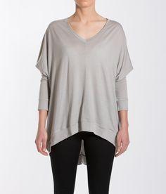 BaseOne Oversized Top Paloma Tunic Tops, Women, Fashion, Moda, Fashion Styles, Fashion Illustrations, Woman