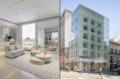 Dior flagship store by Peter Marino, San Francisco – California » Retail Design Blog