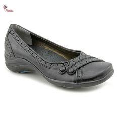 Hush Puppies Burlesque, Bout fermé femme - Noir - noir, 41.5 - Chaussures  hush