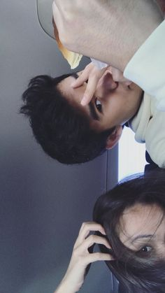 Boy Photography Poses, Tumblr Photography, Relationship Goals Pictures, Cute Relationships, Korean Couple, Best Couple, Cute Couples Goals, Couple Goals, Foto Mirror