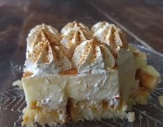 A Prudent Gearhead's Guide to Good Country Eats: Texas Pie Co. in Kyle Greek Sweets, Greek Desserts, Fancy Desserts, Greek Recipes, Sweets Recipes, Candy Recipes, Gourmet Recipes, Banana Bread Easy Moist, Food Network Recipes