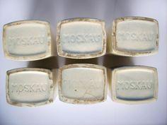 6x-Vorratsdose-gross-034-MOSKAU-034-Windmuehle-Spritzdekor-Art-Deco-Deutschland-um-1920 1920, Dose, Convenience Store, Art Deco, Moscow, Germany, Convinience Store, Art Decor