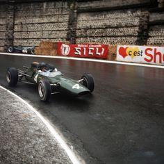 Jim Clark - Lotus 35 Cosworth SCA - Ron Harris - Team Lotus - XXV Grand Prix Automobile de Pau 1965
