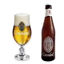 Proud to be Belgian Corsendonk Agnus, Blonde trippel