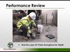 ASTM Air Content of Freshly Mixed Concrete (Pressure) Geo, Concrete, Content, Youtube, Youtubers, Youtube Movies