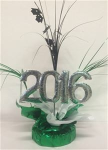 DIY Graduation Day Centerpiece for graduation parties. Choose your school colors for our easy-to-assemble centerpiece kits. Sports Centerpieces, Candle Centerpieces, 8th Grade Graduation, School Colors, Grad Parties, Place Card Holders, Shapes, Awesome, Party