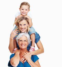 Los abuelos dan a sus nietos algo que sólo los abuelos pueden dar
