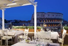 Review of Palazzo Manfredi: Rome's Best Hotel View | Spot Cool Stuff: Travel