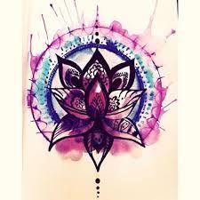 Resultado de imagen para loto mandala watercolor tattoo designs Tatoos, Watercolor Tattoo, Tatting, Tattoo Designs, Reiki, Yoga, Ideas, Mandalas, Tatuajes