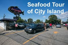 Any respectable tourist will tell you: seafood tastes better when you're eating it next to the sea.