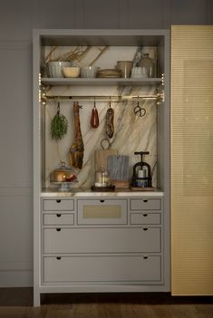 luxury kitchen bespoke kitchen system from lanserring – Kate Bruno - Home Coffee Stations Luxury Kitchen Design, Best Kitchen Designs, Interior Design Kitchen, Bespoke Kitchens, Luxury Kitchens, Cool Kitchens, Beautiful Kitchens, Home Decor Kitchen, Kitchen Furniture