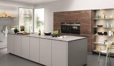 Fot.  Kuchnia z linii Artwood/Feel, Nolte Küchen
