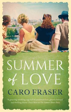 Blog Tour: Summer of Love – Caro Fraser- Extract – 5* Review