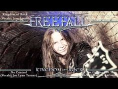 DAY ON A SCREEN: MAGNUS KARLSSON'S FREE FALL - KINGDOM OF ROCK (trailer)