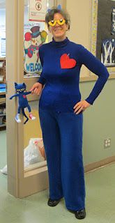 Pete the Cat activities with video of teacher acting out the parts #PaperMateBTS