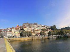 Wybieracie się do Coimbry? Oto pomysły na zwiedzanie tego pięknego miasta #podróże #coimbra #portugalia Blog