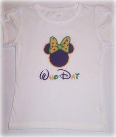 Custom Boutique Clothing Girls Disney Minnie by sewsweetsmocking, $26.00