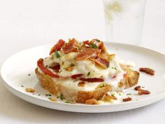 Thanksgiving Recipes | Hot Brown Turkey Sandwiches Recipe : Food Network Kitchens : Recipes ...