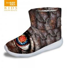 HA0163AH-3 Kids Snow Boots, Winter Snow Boots, High Tops, High Top Sneakers, Wedges, Shoes, Fashion, Moda, Zapatos