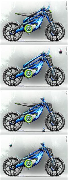 BMW Motorrad Sponsored Internship Project - Future Adventure Rider by Jean-Thomas MAYER/ISD - September 2014>September2015