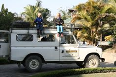 met de jeep op reis naar duurzaam leiderschap
