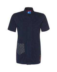 ADIDAS ORIGINALS Shirt mit Kragen