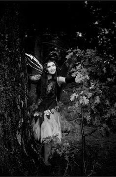 Fairy photo shoot in Julian, CA with photography by the very talented Jennifer Gaughran
