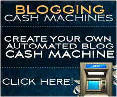 #Make #Money #Online with Blogging Cash Machines