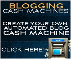 #Make #Money #Online with Blogging Cash Machines