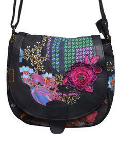 Media Luna Over Body Bag By Desigual