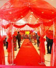 wedding redcarpet/booth carpet/outdoor carpet/decorative commercial carpet
