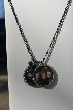 The Vampire Diaries Bottle Cap Necklace / Stefan / by SpearCraft, $7.00  You can find us at www.facebook.com/worldofspearcraft   and our shop is at www.etsy.com/shop/spearcraft