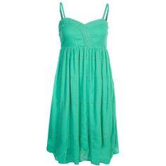 Privée Summer dress ($130) ❤ liked on Polyvore
