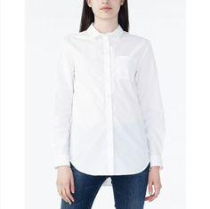 [Galleria] Split Back Shirt