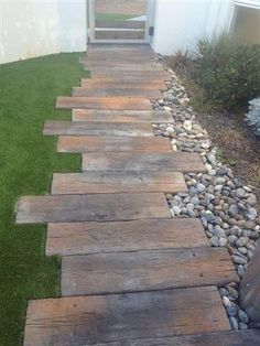 Landscaping Projects Country Earth is part of Garden walkway -