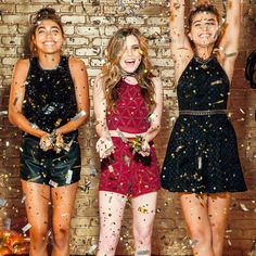 Drumroll, please: Hollister + Sydney Sierota Collection is in!