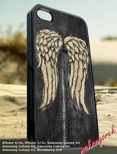 Daryl dixon the walking deadiPhone 4/4s/5 Case by makaryorek, $15.00 aw man, this is awesome!