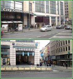 City 2 Shopping Mall, Boulevard du Jardin Botanique, Brussels