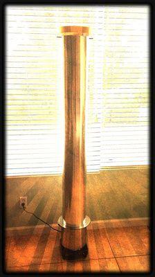 Finally! An Upright Silk Steamer!- Easy to Built!