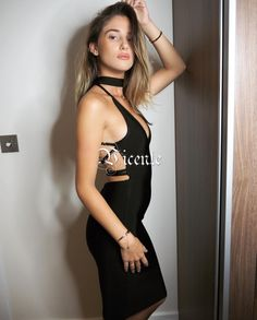 Aliexpress.com   Buy Free Shipping 2016 New Fashion Choker Open Back Cross  Design Celebrity 3ed506e7d6d1