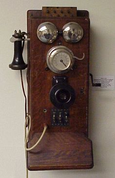 Northern Electric Rural Toll Phone - Telephonearchive.com - Antique Telephone Information