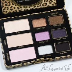 Too Faced Cat Eyes Palette #TooFaced #TFCatEyes via @AllLacqueredUp
