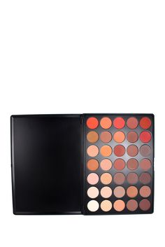 Image of Morphe 35OM - 35 Color Matte Nature Glow Eyeshadow Palette