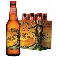 Angry Orchard - Ginger apple cider <3
