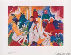 Wassily Kandinsky - Orientalisches