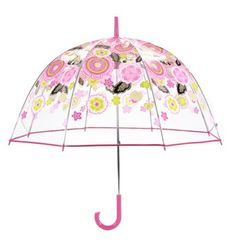 Vera Bradley Bubble Umbrella in Olivia Pink SKU Bubble Umbrella, Under My Umbrella, Cute Umbrellas, Umbrellas Parasols, Rain Days, Rain Gear, Singing In The Rain, Cute Wedding Ideas, Victorian Gothic